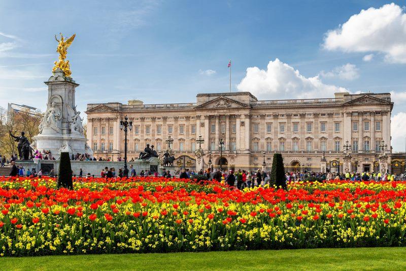 Cung điện Hoàng gia Buckingham
