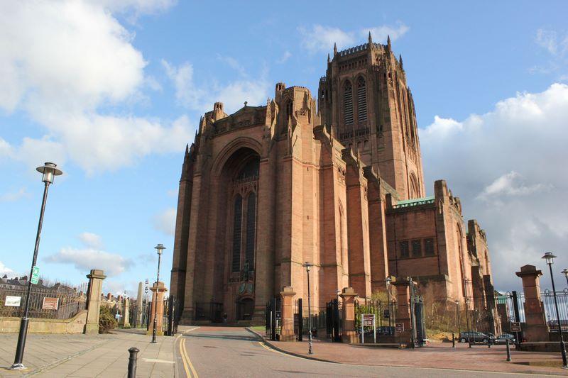 Nhà thờ Liverpool cổ nhất nước Anh