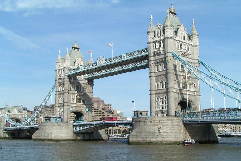 Tháp cầu Thames có một không hai