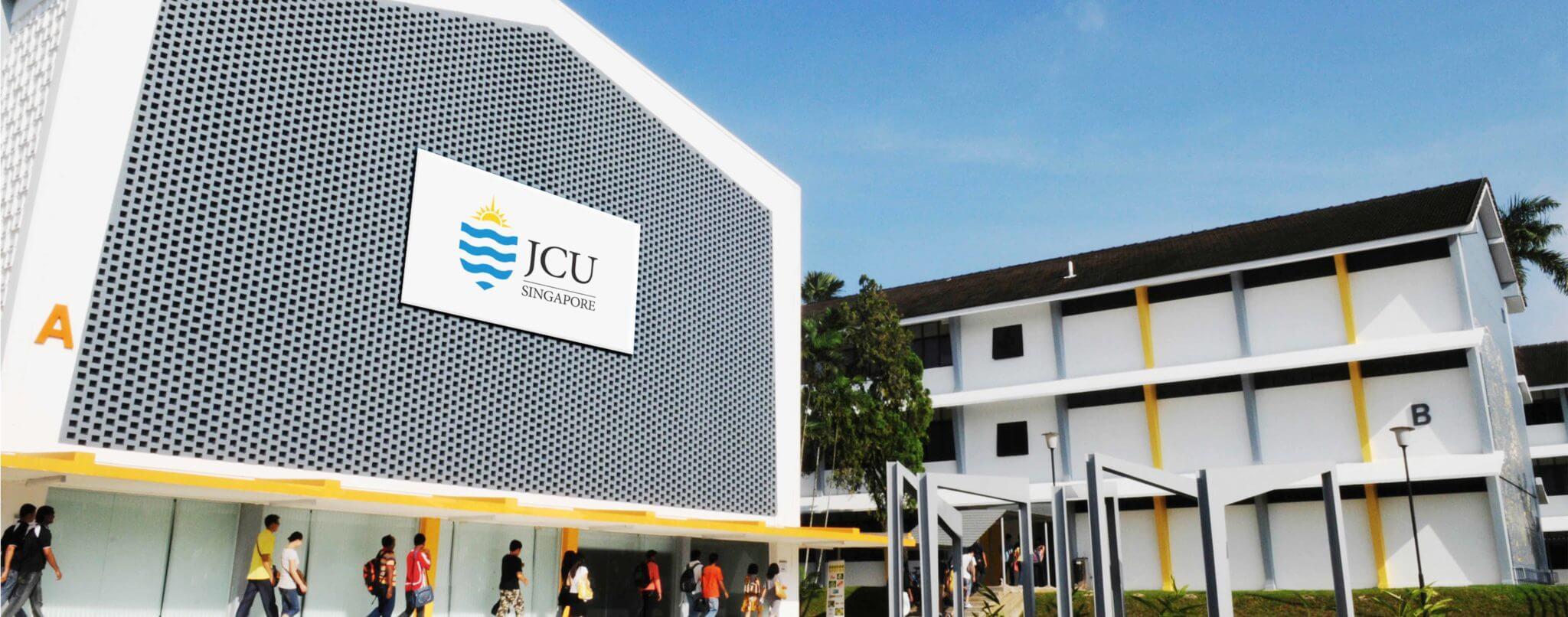 Hoc xa JCU tai Singapore
