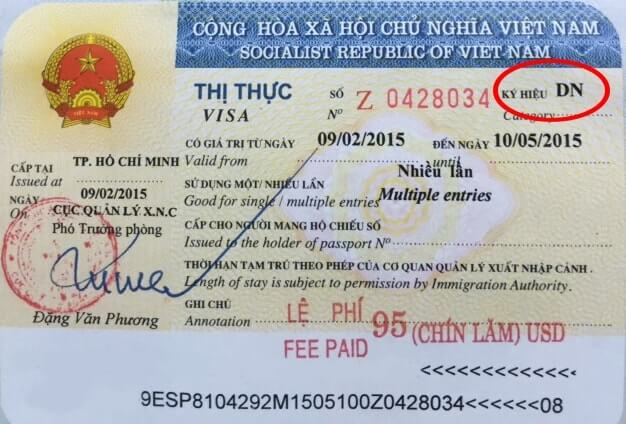 6 months or 1 year visa on arrival to Vietnam for UK citizens