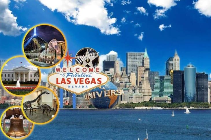 Du lịch Bờ Tây Hoa Kỳ nên đi đâu?