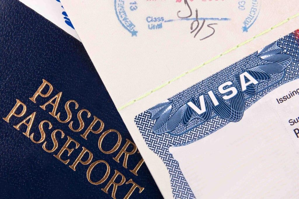 Visa thăm thân Mỹ