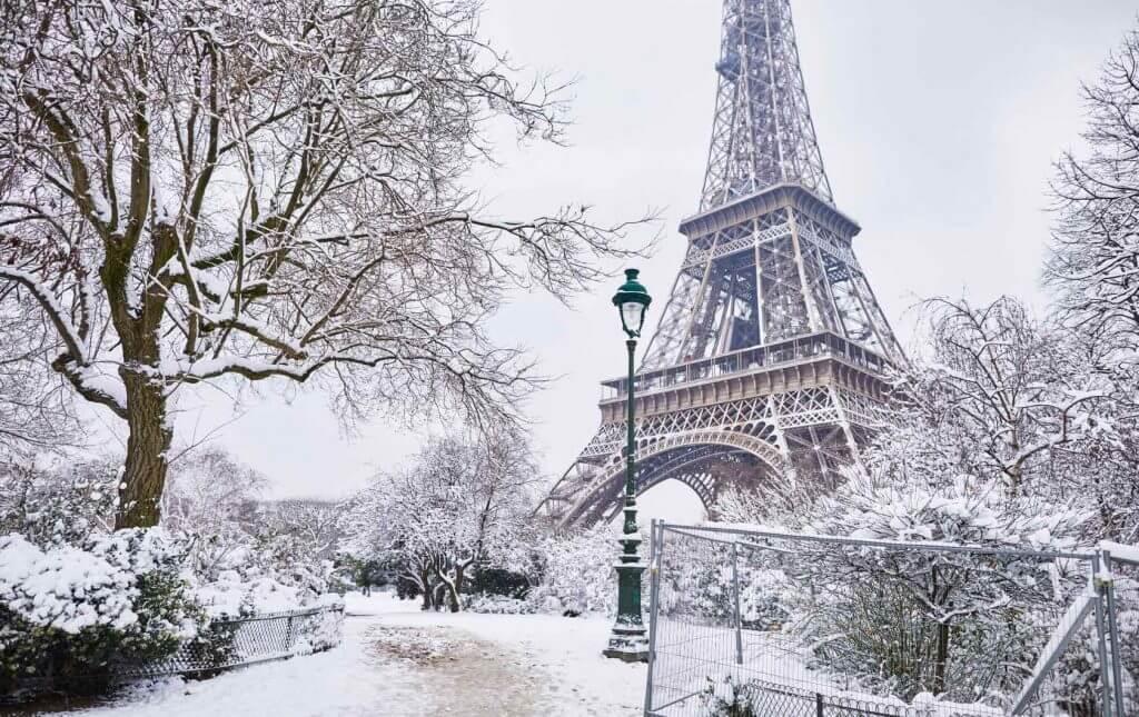 du lịch Châu Âu trái mùa