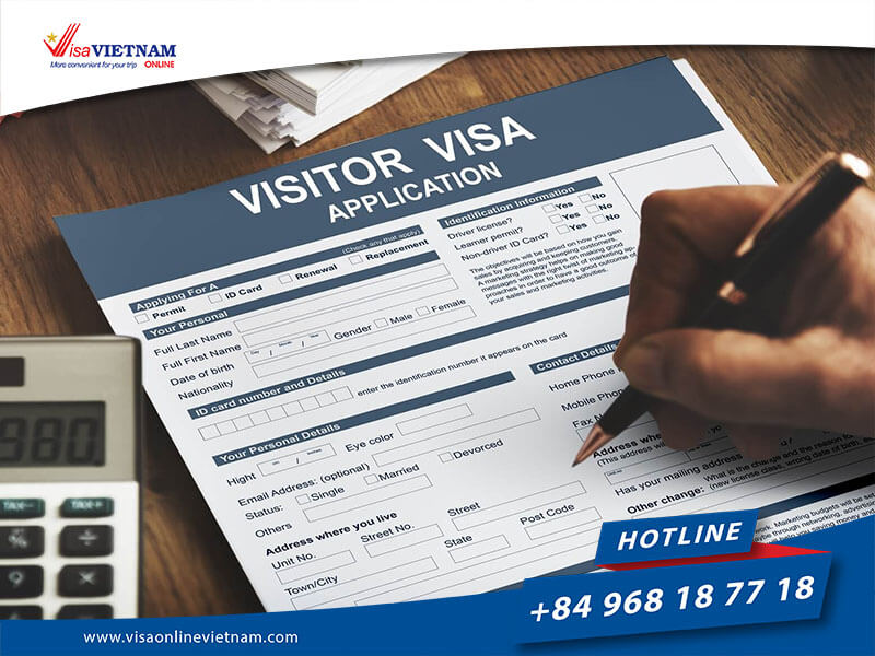 How to apply Vietnam Tourist visa in Australia?