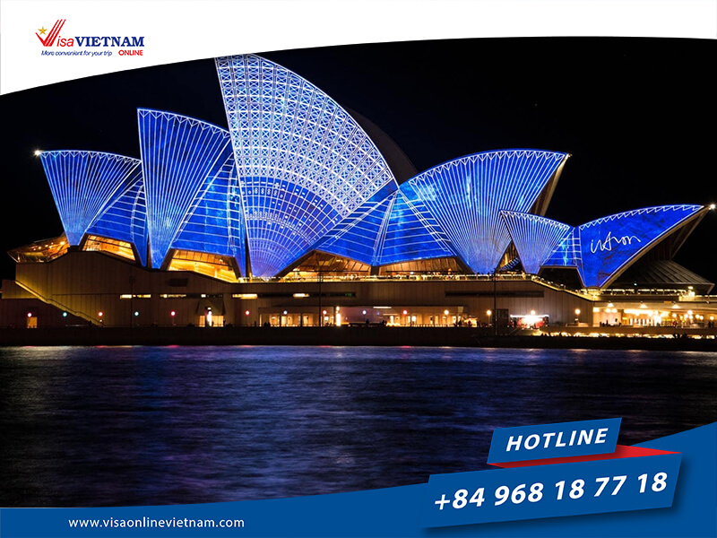 How to apply Vietnam Tourist visa in Australia?