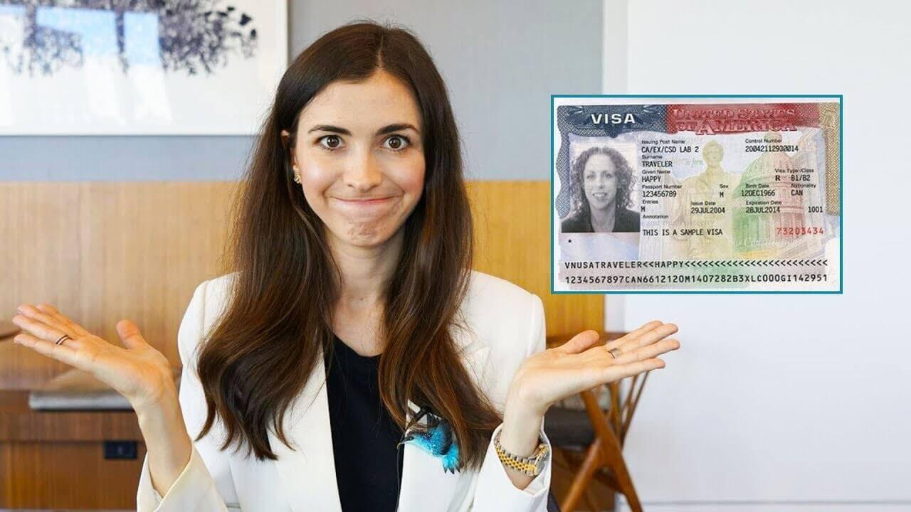 quy trình gia hạn visa Mỹ