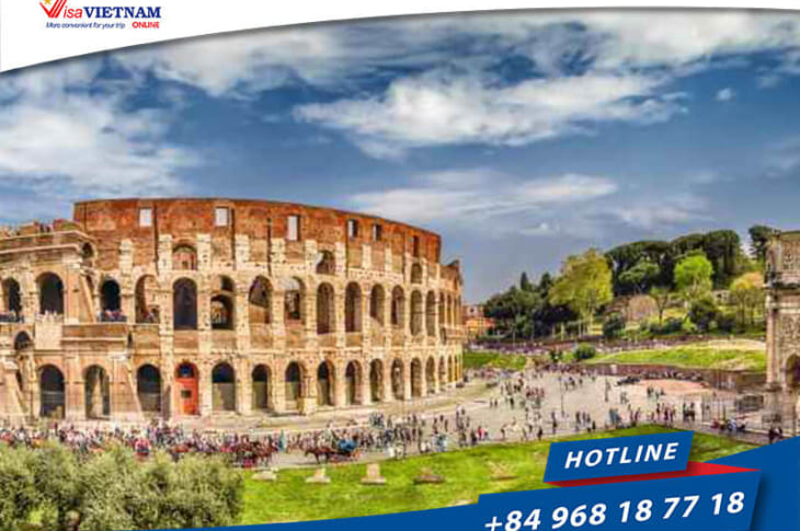 How to get Vietnam visa on arrival in Italy?