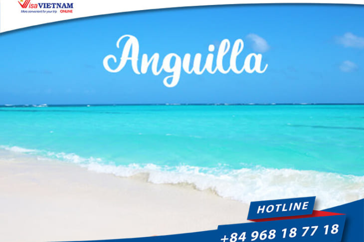 How to get Vietnam visa on arrival in Anguilla?