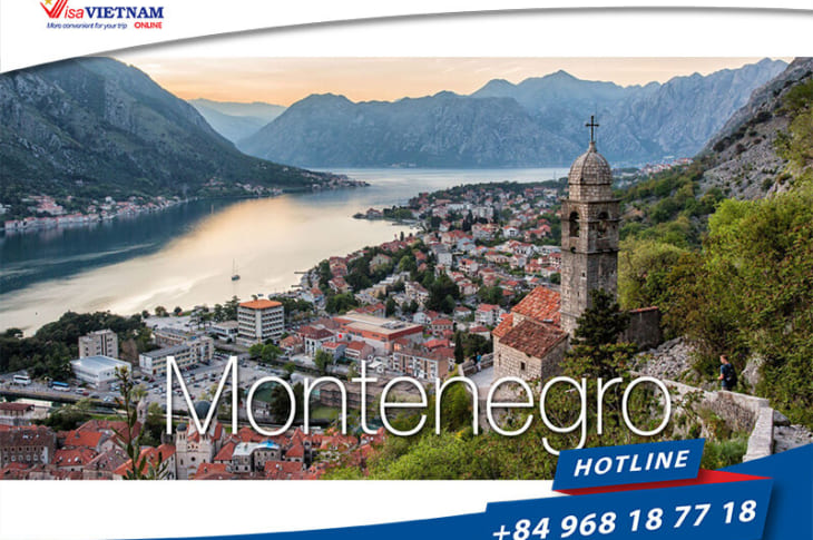 How to get Vietnam visa on Arrival in Montenegro?