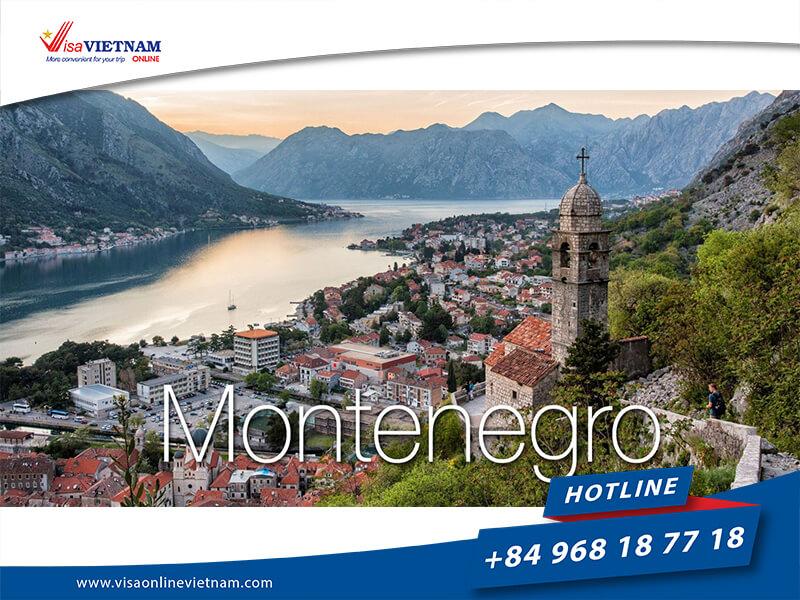 How to get Vietnam visa on Arrival in Montenegro?