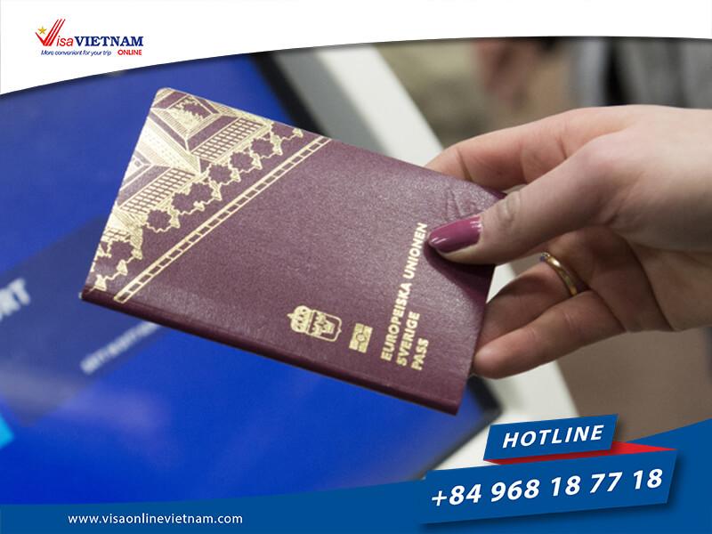 How to get Vietnam visa on arrival in Sweden? - Vietnamvisum i Sverige