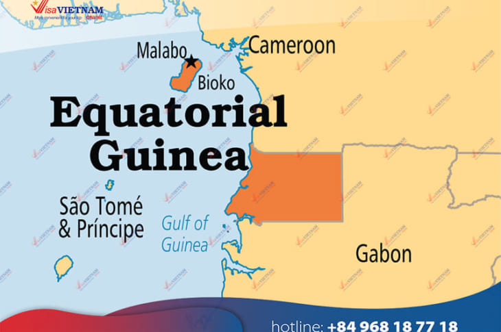 How to get Vietnam visa on arrival in Equatorial Guinea?