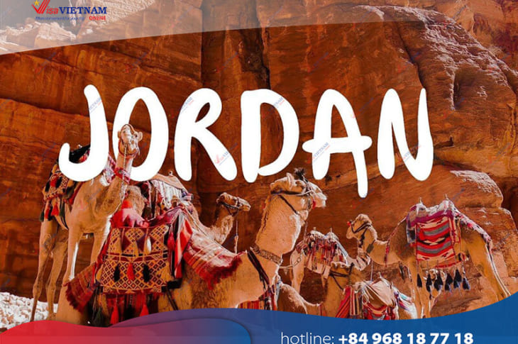 How to get Vietnam visa on Arrival in Jordan?