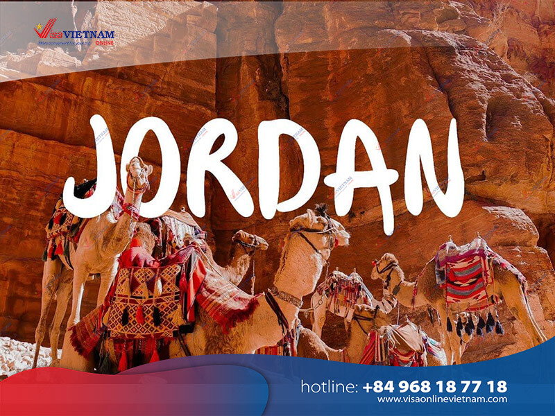 How to get Vietnam visa on Arrival in Jordan?