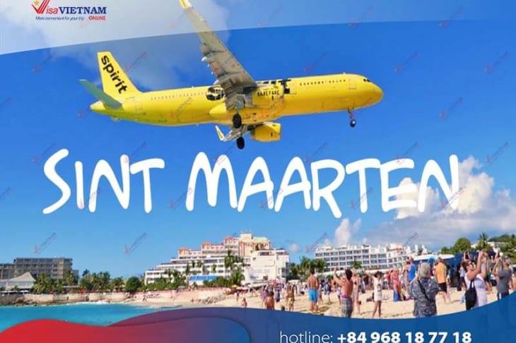 How to get Vietnam visa on Arrival in Sint Maarten?