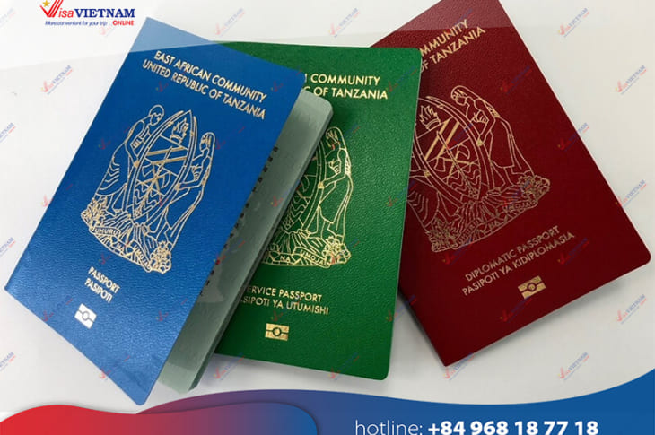 How to get Vietnam visa on Arrival in Tanzania?