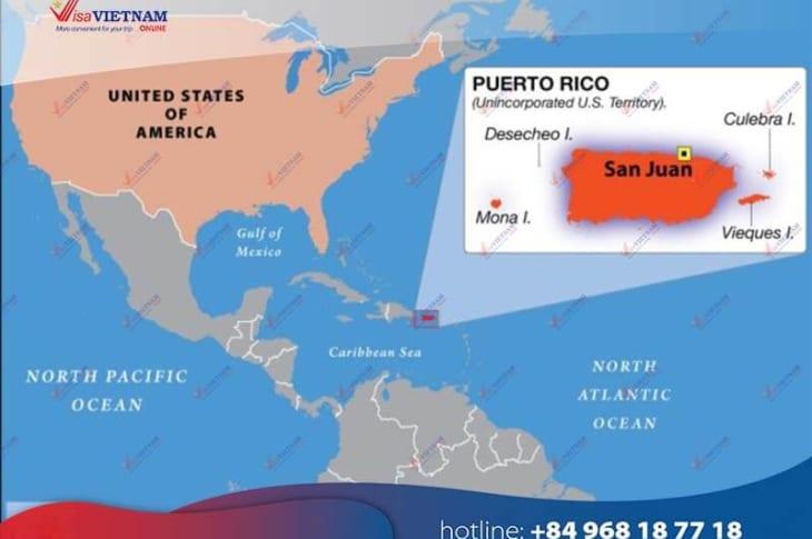 How to get Vietnam visa on Arrival in Puerto Rico?