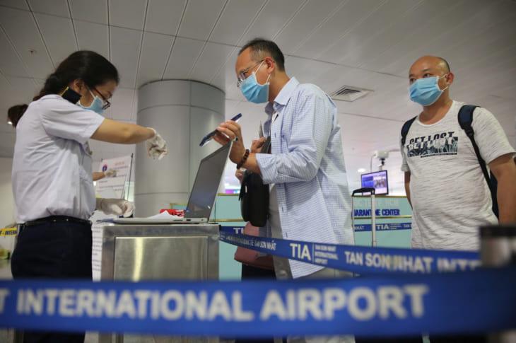 Việt Nam cấp thị thực điện tử cho công dân 80 nước từ ngày 1-7