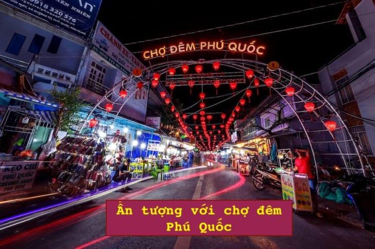 Ấn tượng với chợ đêm Phú Quốc