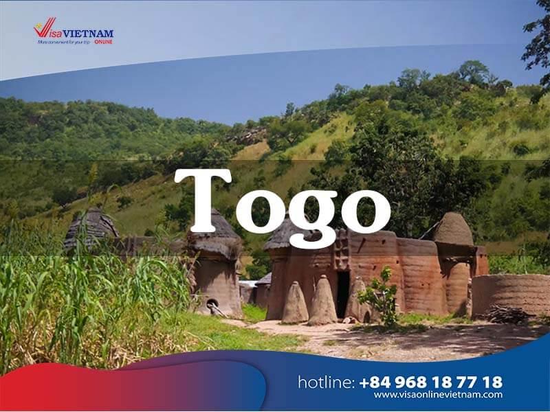 How to get Vietnam visa in Togo? - Visa vietnamien au Togo